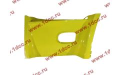 Кожух ступеньки левый пластиковый DF желтый фото Пятигорск